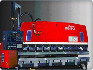 Press Brake Forming Services - Indianapolis, Indiana